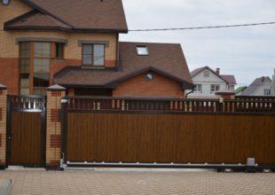 Автоматические ворота в Воронеже